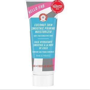 NIB Hello Fab priming moisturizer
